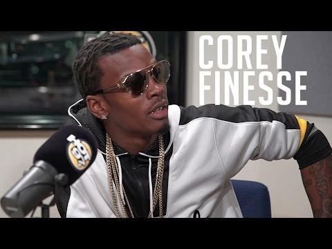 Corey Finesse Freestyles on Flex | #Freestyle047