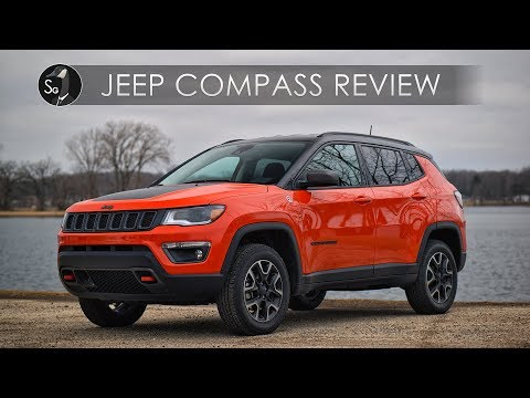 External Review Video zyDhgUF2xi4 for Jeep Compass Compact Crossover (MY 2021)