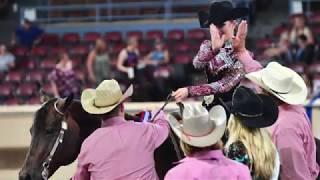 A Judge's Perspective: 2018 AQHYA 13-&-Under Horsemanship World Champion