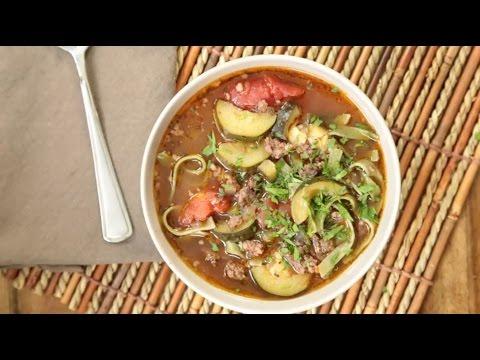 How to Make Italian Sausage Soup | Soup Recipes | Allrecipes.com