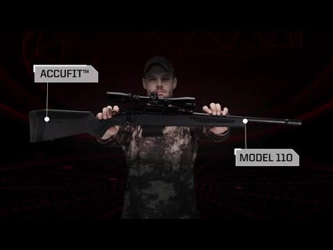 Savage Arms - 110 HIGH COUNTRY