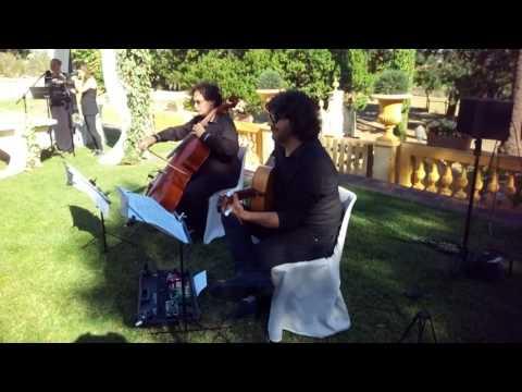 Guitarrista y Violonchello
