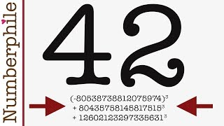 The Mystery of 42 is Solved - Numberphile