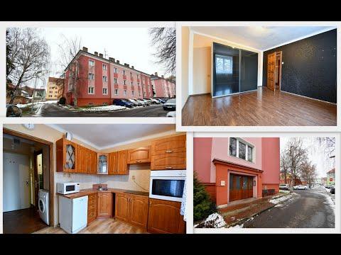 Video z << Prodej bytu 1+1, 30 m2, Lovosice >>