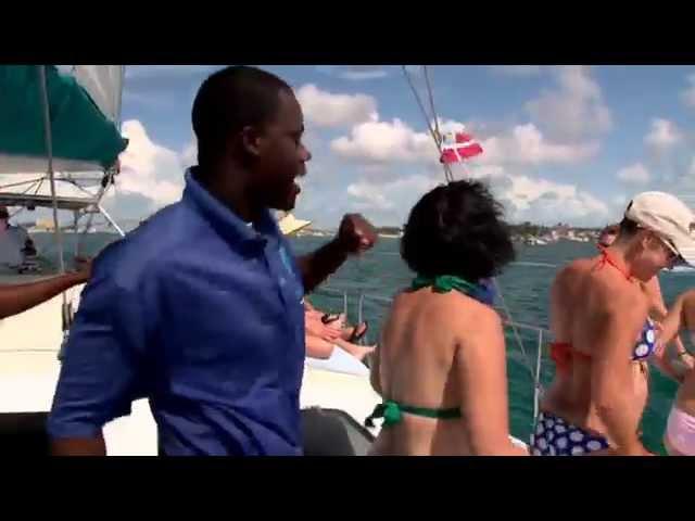NCL Shore Excursion - Seahorse Sail & Snorkel, Nassau