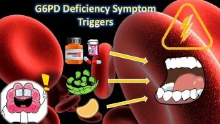 "G6PD deficiency ""favism anemia"""