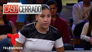Teenager discovers that her mother is actually her father | Caso Cerrado | Telemundo English