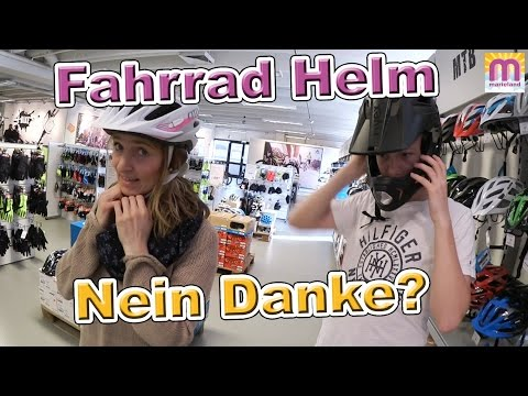 Fahrrad Helm - Nein Danke? Vlog #64 marieland