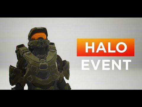 HALO WARTHOG SHOWCASE RACE!!! - Forza Horizon 4 - смотреть онлайн на