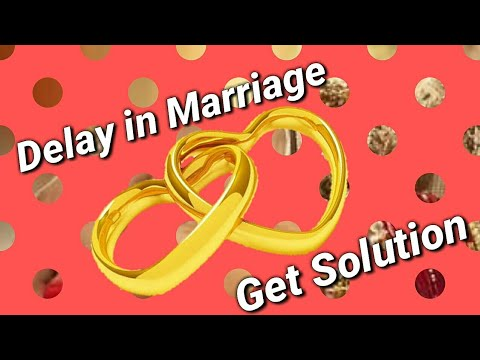 Best Remedy For Early Marriage,100%result  - Manter Meditation