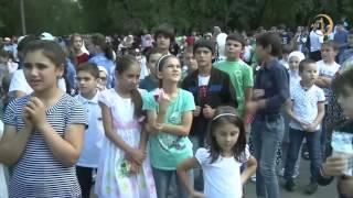 2016г. Курбан байрам в Ингушетии отметили так, чтобы его полюбили все от мала до велика