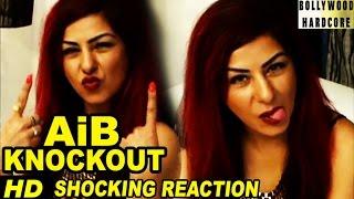 Hard Kaur SHOCKING Reaction On AIB Knockout Roast Video Of Ranveer Singh And Arjun Kapoor
