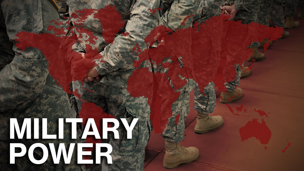What Are The World's Most Powerful Militaries? thumbnail