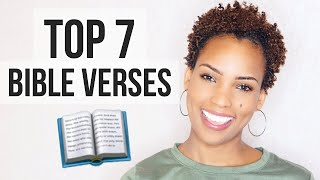 7 Bible Verses That Will Change Your Life FOREVER!