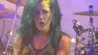 Arch Enemy - No Gods, No Masters (Live HD) @ FemME Metal Event - 2016