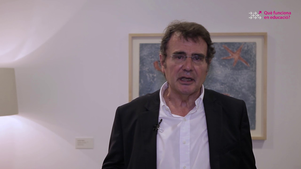 Francesc Colomé - Beques, ajuts i abandonament escolar prematur