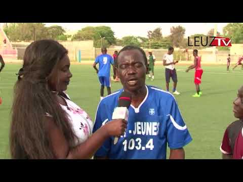 Match des comédiens: Mamadou Péne et Modou DIagne envoient un message émouvant aux lions du sénégal
