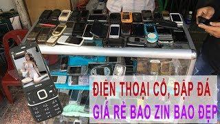 Vào kho điện thoại cổ, thử mua N96 thì phát hiện kho báu