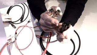 Mikrofonkabel konfektionieren / XLR-Kabel löten - Most Popular Videos
