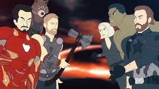 Мстители 4. Начало / Мстители после Войны Бесконечности