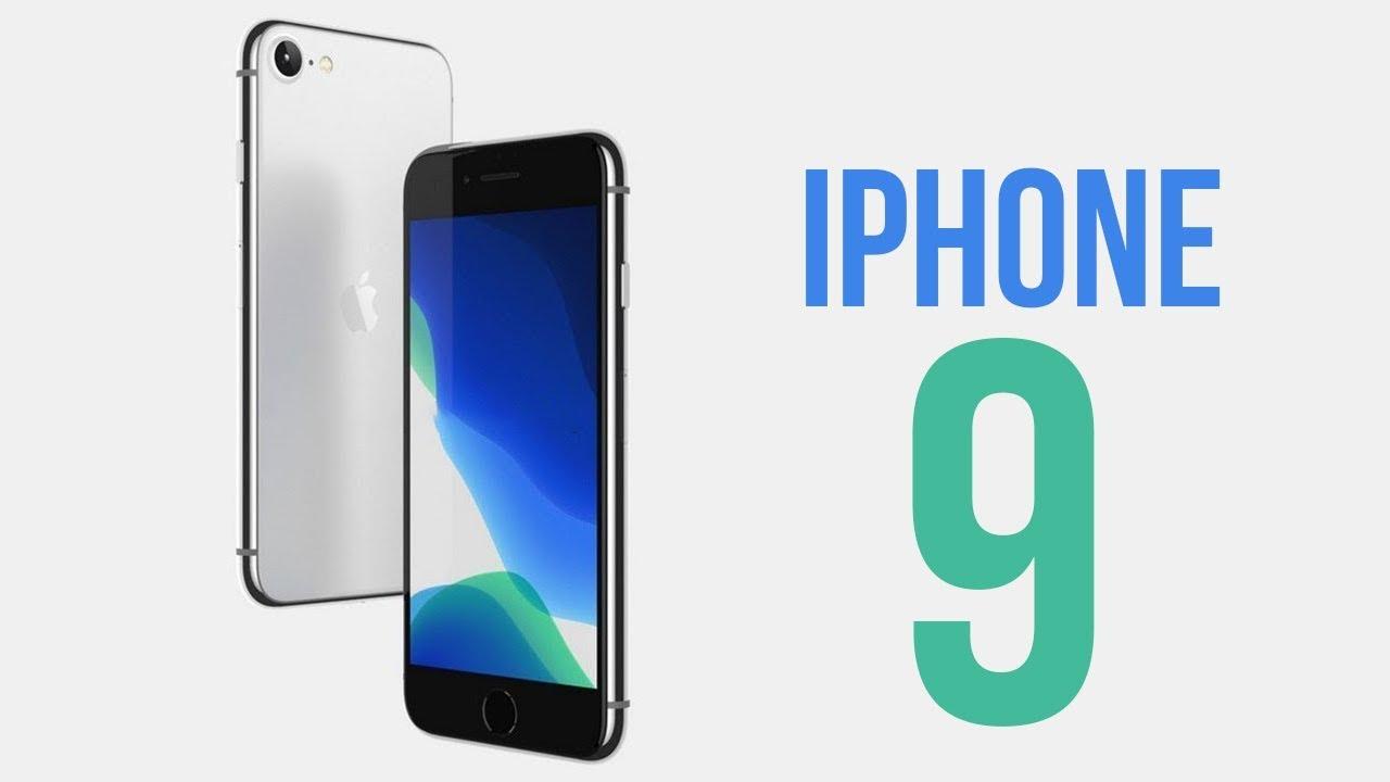 Iphone 9 sẽ có thiết kế giống iphone8?