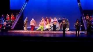 Joseph & Amazing Technicolor Dreamcoat - Joseph's Coat, Joseph's Dream