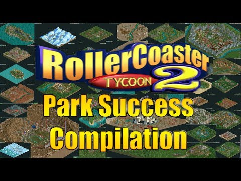 Steam Community :: Video :: RollerCoaster Tycoon 2 Park