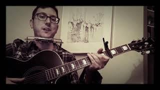 (2022) Zachary Scot Johnson Silver Dagger Joan Baez Cover thesongadayproject Dolly Parton Fleet Foxe