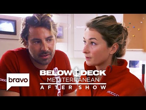 """The Crew Reacts To Travis' Controversial """"Love Tap"""" 
