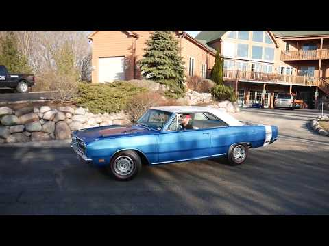 Video of '69 Dart GTS - N0VQ
