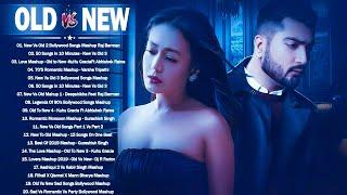 Old vs New Bollywood Mashup 2021 | Old Hindi Sad Songs Mashup \\ Remix Mashup - Indian Mashup 2021