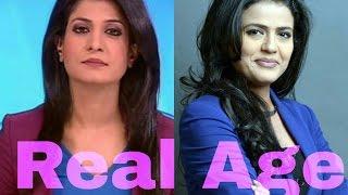 Real Age Of India's Top News Anchor | Anjana Om Kashyap | Arnab Goswami | Ravish Kumar |