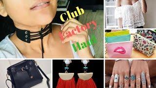 Club Factory Haul honest REVIEWS & Unboxing👍🏻👎🏻🤔