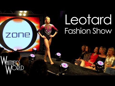 Leotard Fashion Show | Whitney Bjerken | Ozone Leotards