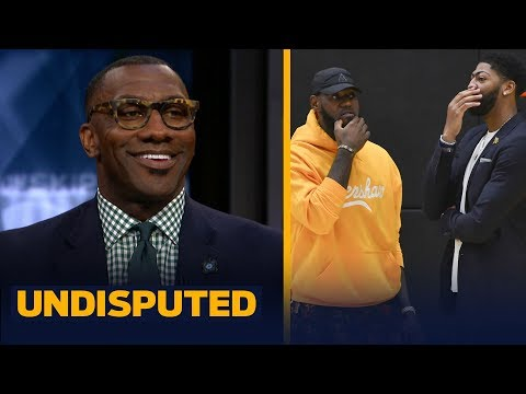 LeBron doesn't want losing with the Lakers on his resume & AD will help — Shannon | NBA | UNDISPUTED