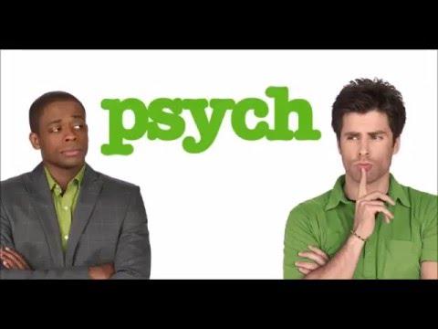 Psych Theme Song Lyrics