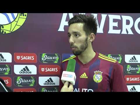 FC Alverca 2-1 GS Loures - Flash Interview