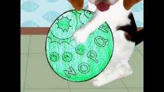 Video educativo: pelota con letras