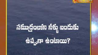 Why ocean water is salty According to Hindu Mythology ?