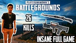 FULL GAME 26 KILLS SPRAY CONTROLL!!!!!!!