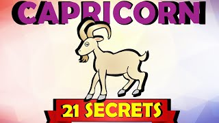 Capricorn Personality Traits (21 SECRETS)