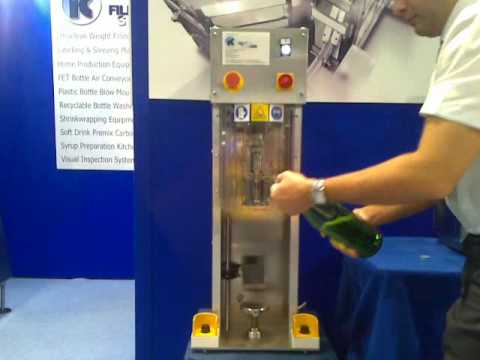 Youtube video of  ROPP bottle capper