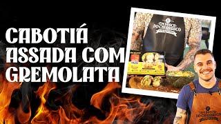 Receita de abóbora CABOTIÁ assada com GREMOLATA: aprenda agora!