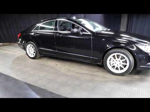 Mercedes-Benz CLS 350 BlueTec 4Matic Premium Business A, Coupe, Automaatti, Diesel, Neliveto, MLP-197