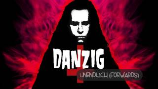 "Danzig - ""Unendlich"" (forwards) = ""Unendlich"" (backwards)"