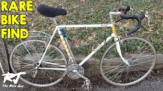 Craigslist Bike Find - 1973 Raleigh RRA (Raleigh Record Ace)