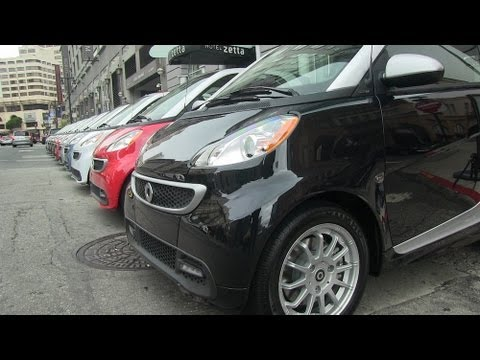 Smart Fortwo Electric Drive: Everything You Want To Know
