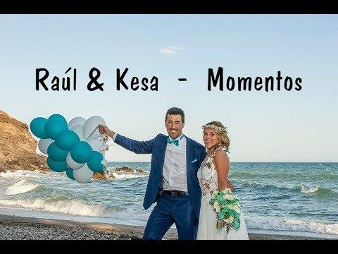 Momentos Boda con Drone Raúl y Kesa, La Viborilla - Benalmadena - Málaga