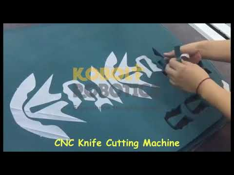 Digital Knife Cutting Machine