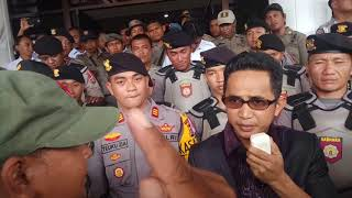 preview picture of video 'Pernyataan Plt. Walikota Balikpapan Rahmad Mas'ud tentang 'PEMBUNUHAN' di Teluk Balikpapan'